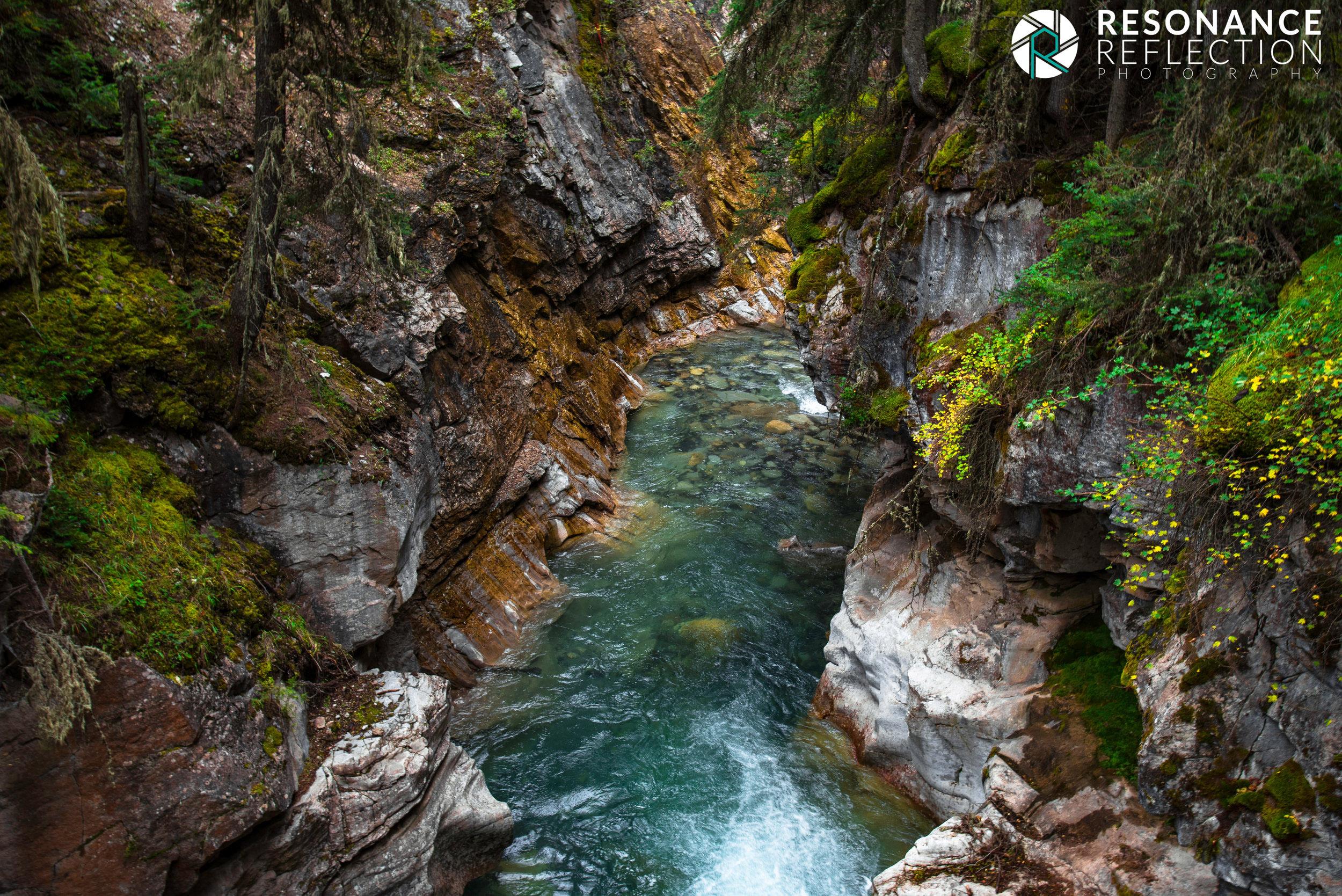 Johnston Canyon