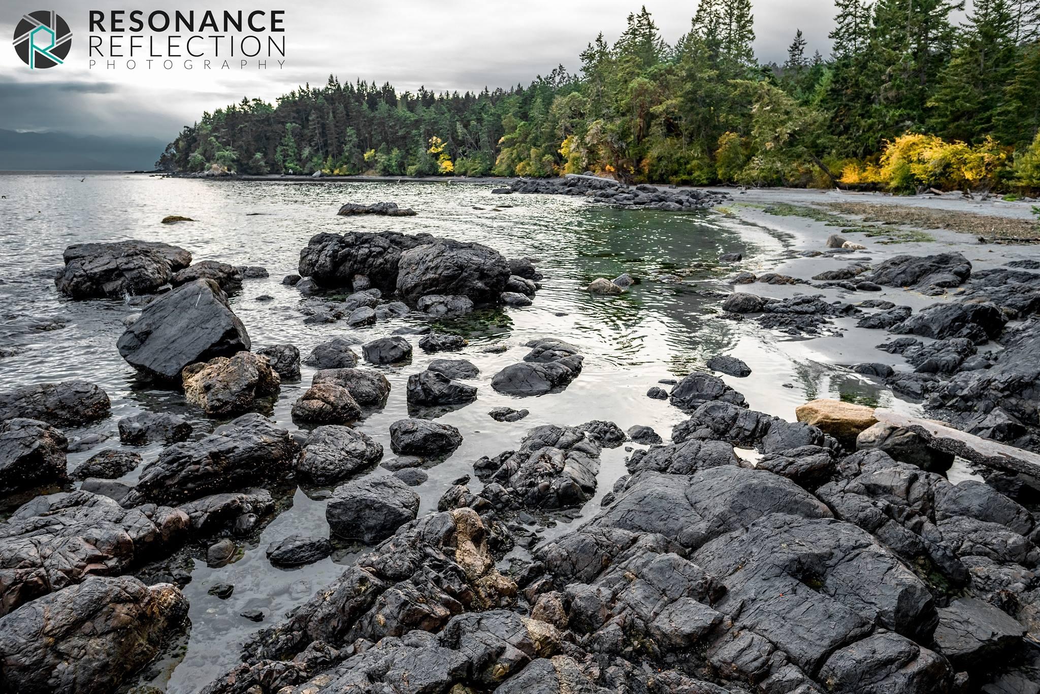 Location: East Sooke Park. Vancouver Island, British Columbia, Canada.
