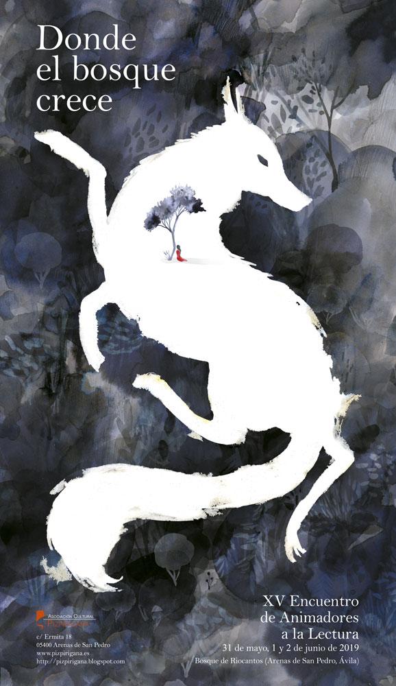 cartel XV Encuentro de Animadores a la Lectura.jpg