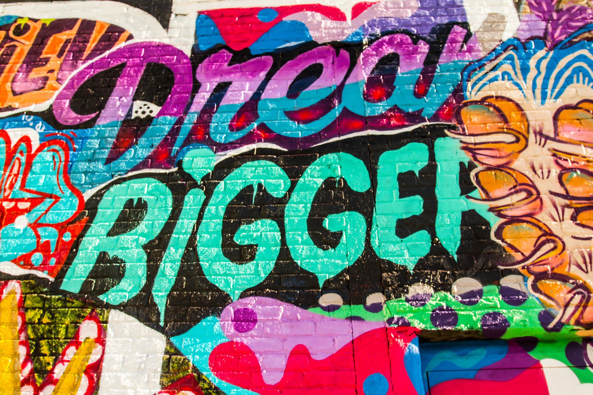 Street Art in Gowanus. Photo by JW Photography.