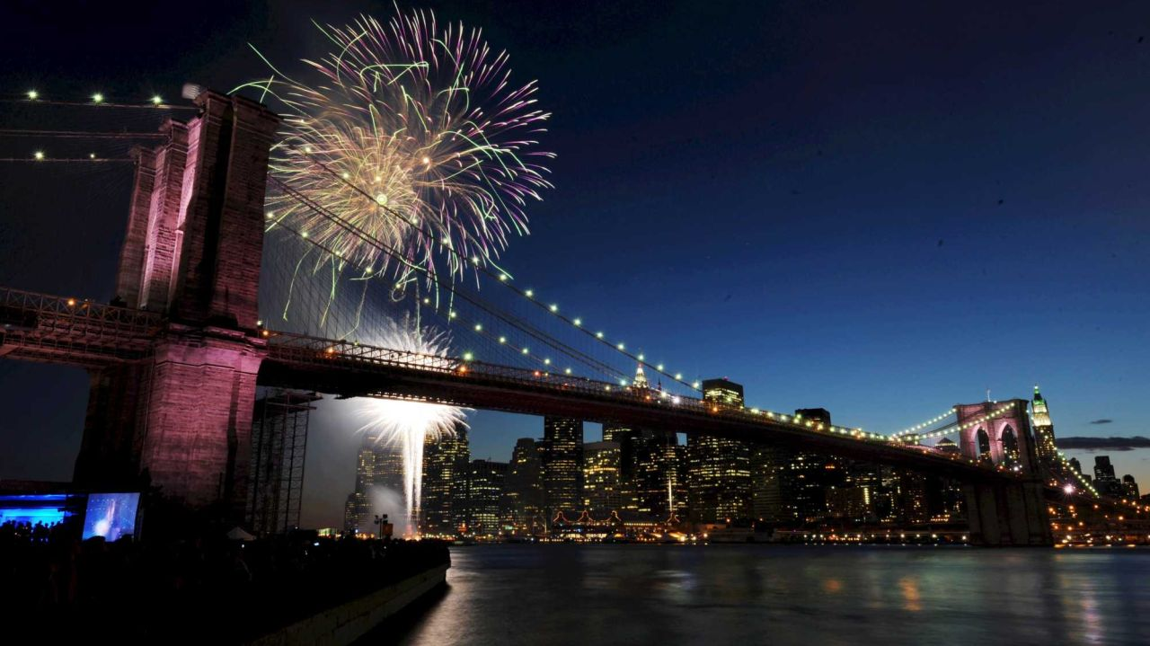 Watch the Fireworks...duh - The biggest, most grand fireworks display is arguably the Macy's Fourth of July Fireworks Show, set off from the East River starting at sundown. You can get a stunning view of the show from virtually anywhere along the East River on either the Brooklyn or Manhattan side. Bring a picnic blanket and get to Brooklyn Bridge Park early in the day to camp out the best spot for you and your family. Spaces fill up fast, but you won't regret a second of waiting around once the show starts.