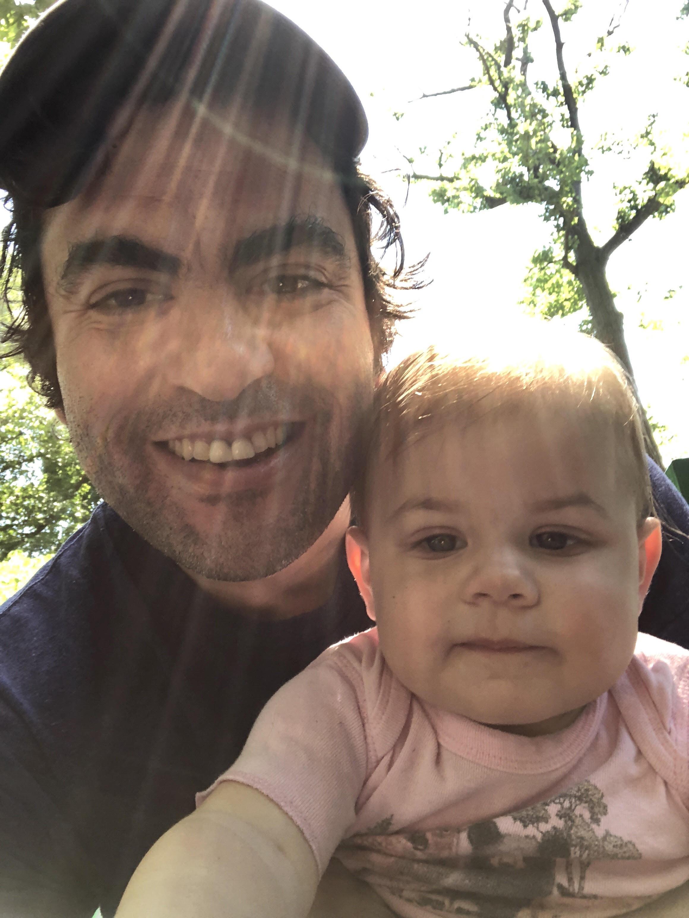 Adam Peltzman and Daughter