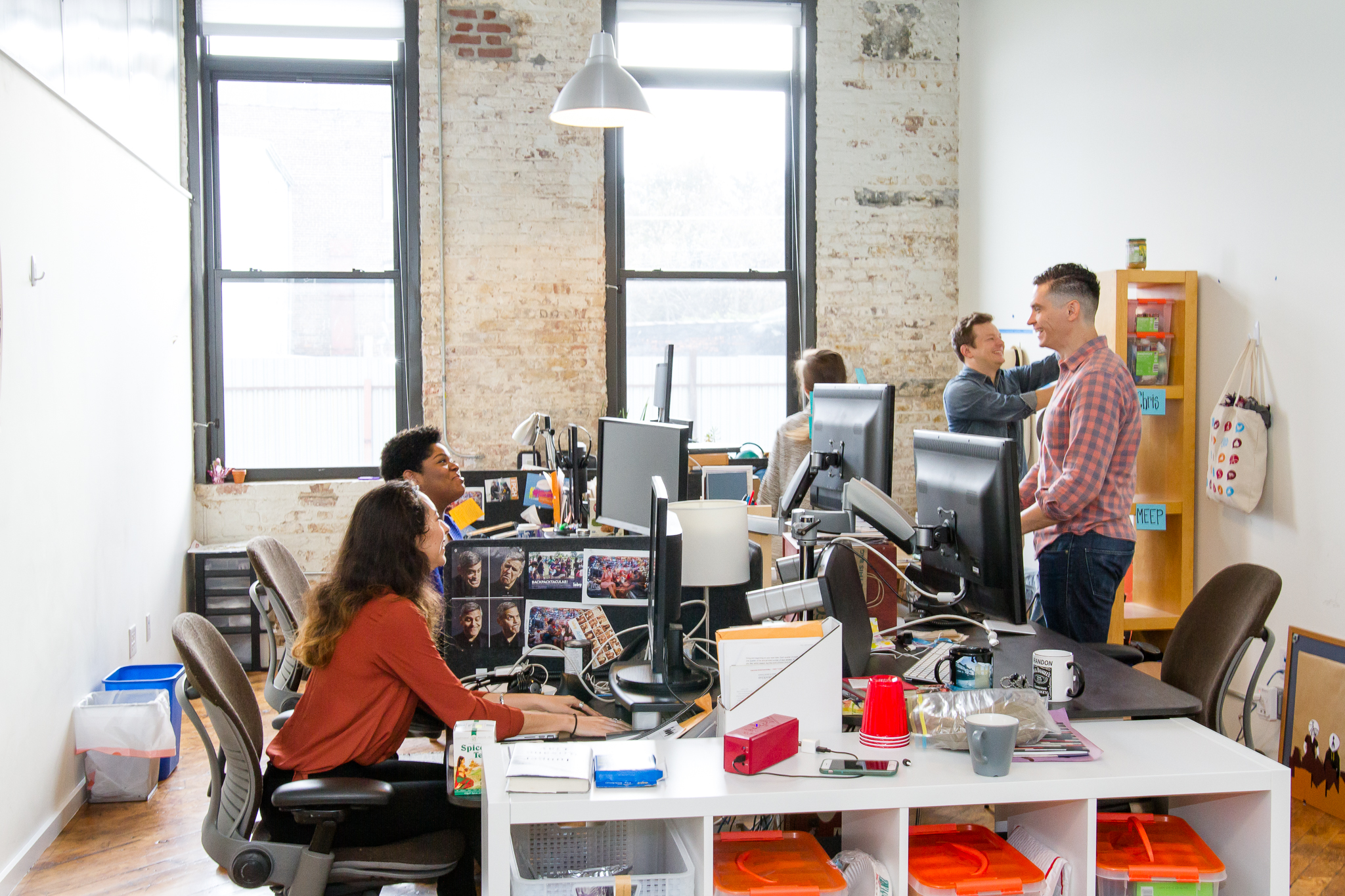4 ways nonprofits benefit from coworking -