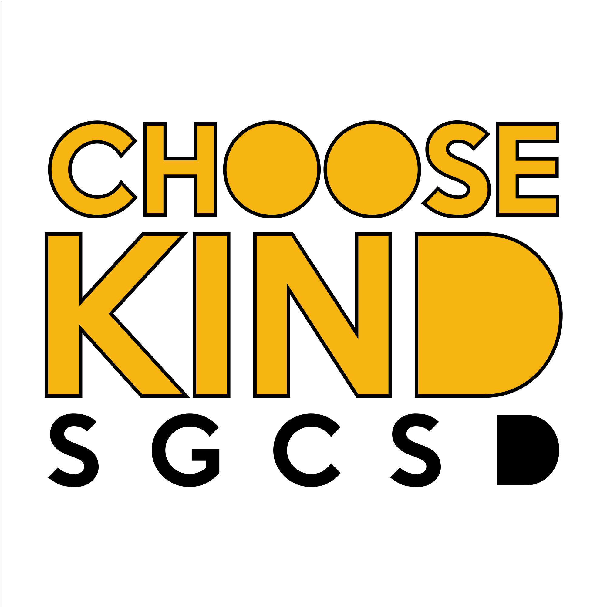 Scotia Glenville Choose Kind Tees