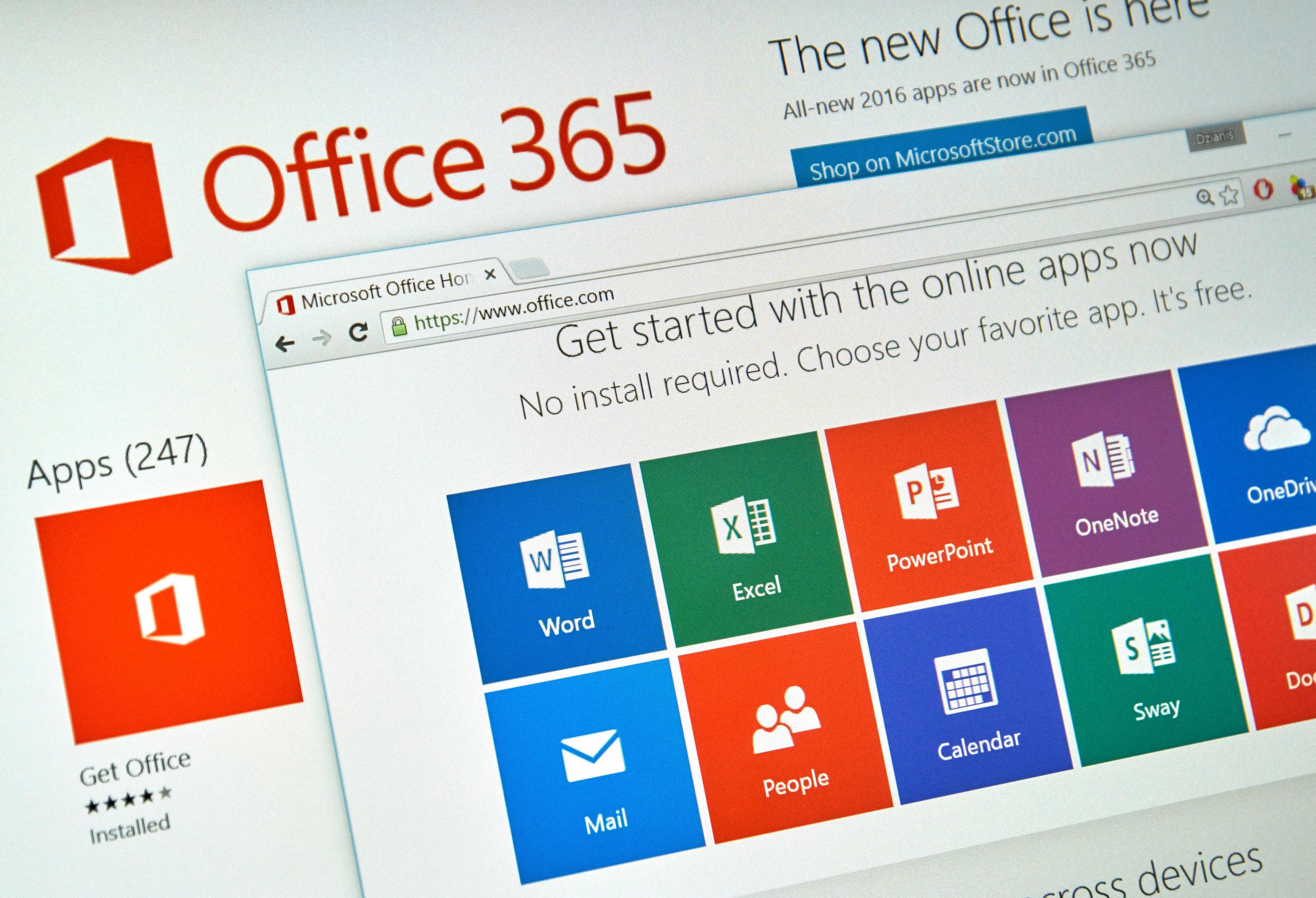 Hidden (and not so hidden) little gems in Office 365 -