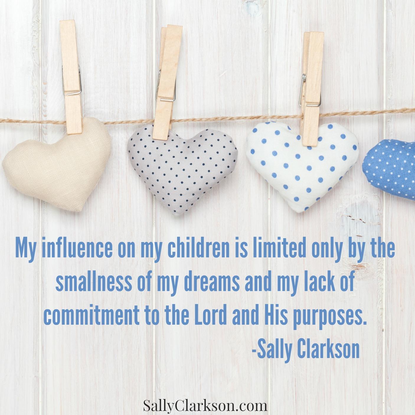 My Influence on My Children