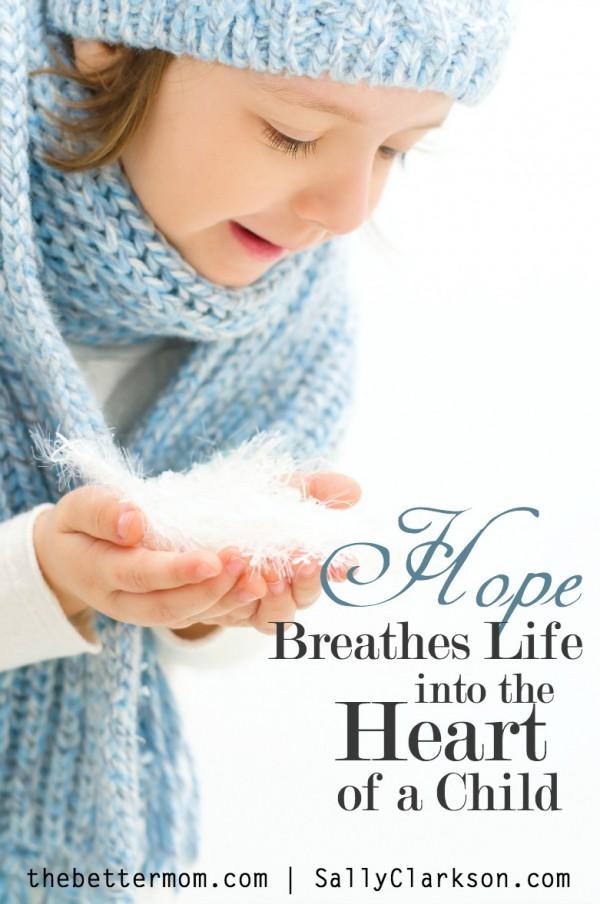 Hope Breathes Life