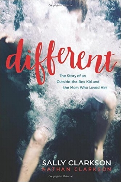 We will be hosting a book club on Different in our podcasts. Be sure to order it so you can join us in reading the chapters as we discuss it together.