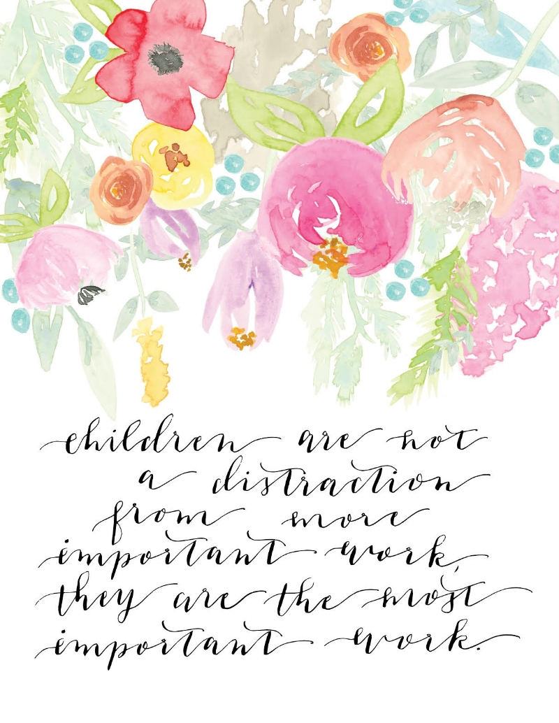children are not a distraction.jpg