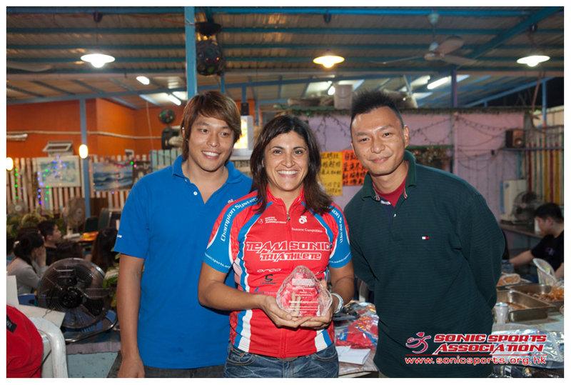 Triathlete of the year 2009 - Susana Campuzano