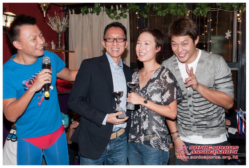 Improvement Award 2010 - T and Chris Wong