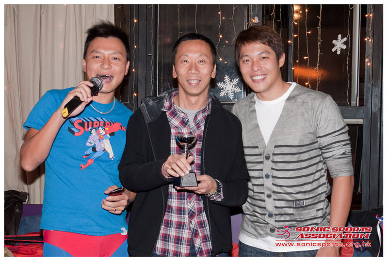 Triathlete of the year 2010 - Eric Chan