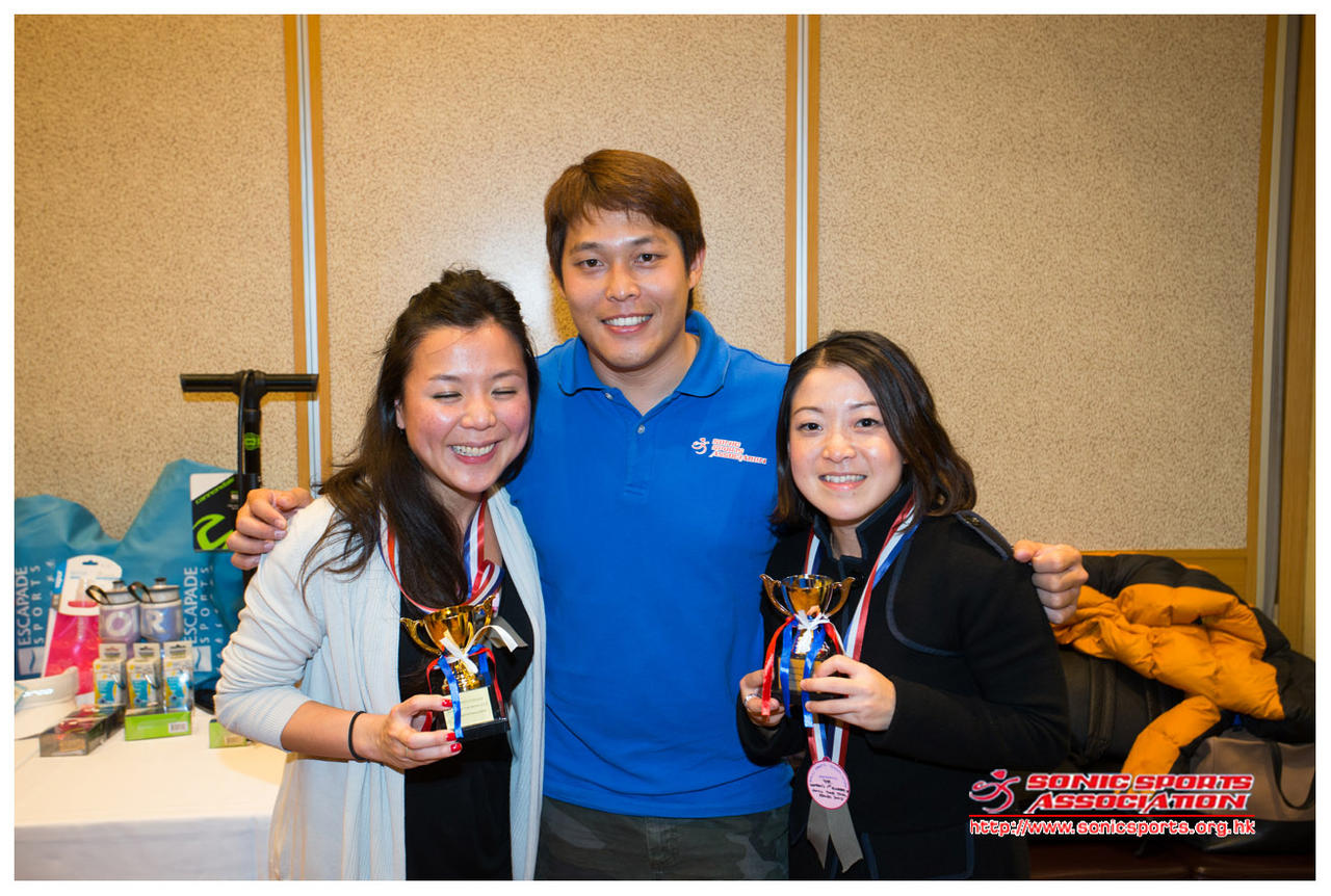 Time Trial Series award 2012 - female