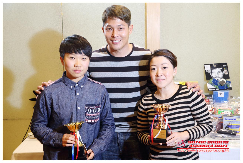 Time Trial Series award 2013