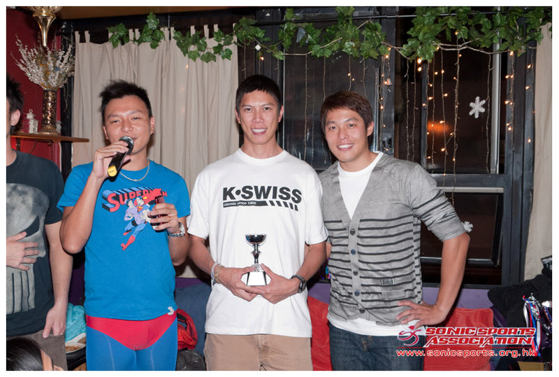 Triathlete of the year 2010 - Kent Wong