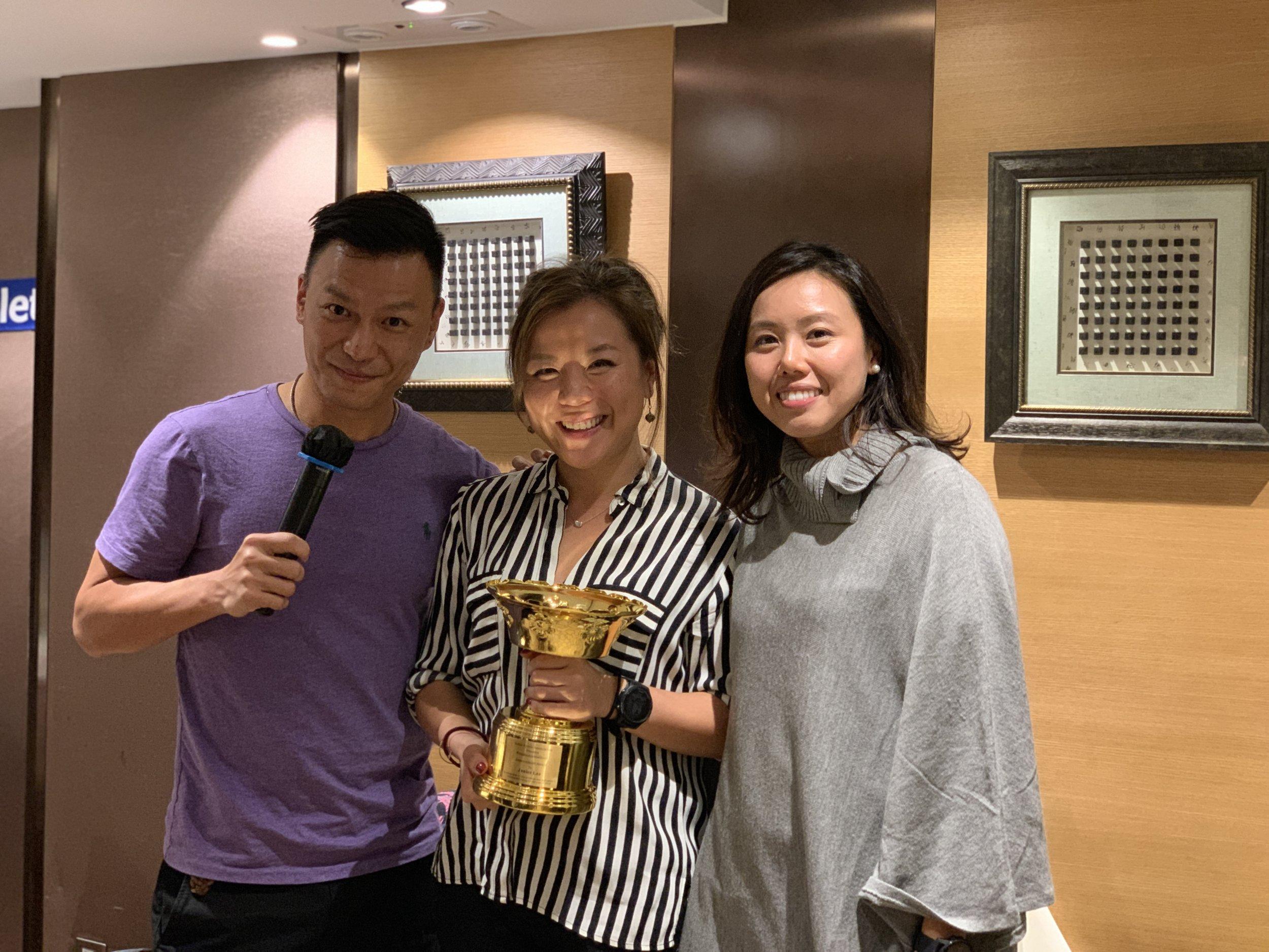 Improvement Award 2018 - Janice Lee