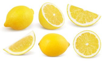 Lemon juice - Loosens toxic build up in the digestive tract. Daily intake of lemon juice flushes toxins out, improves digestion, circulation and cleanses blood all while aiding in weight loss.
