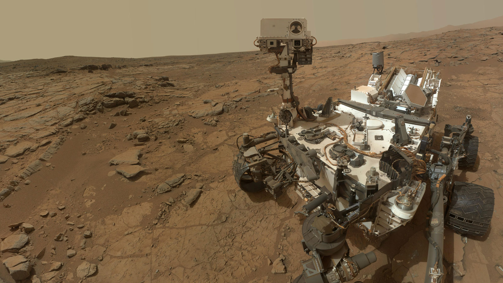 Curiosity Rover  NASA JPL
