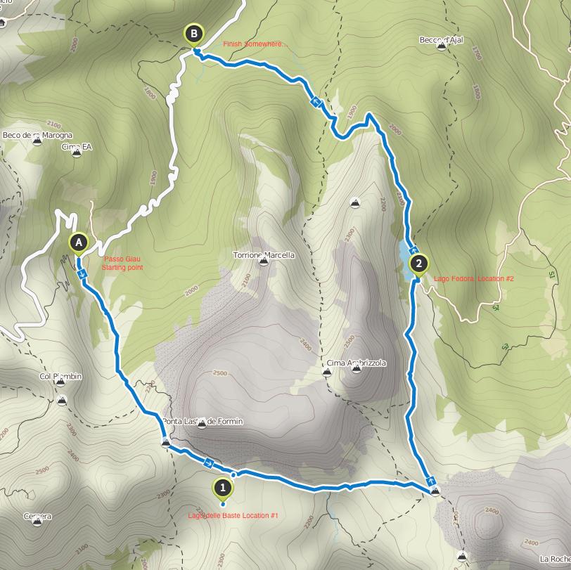 The tourplan