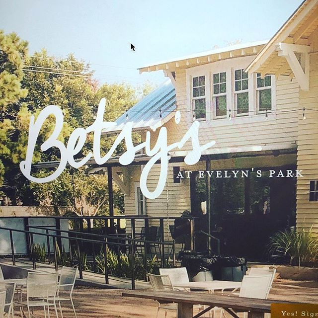 Pretty excited about A LOT 👀! Betsy's at Evelyn's Park is coming to Houston this fall !! @betsysbellaire