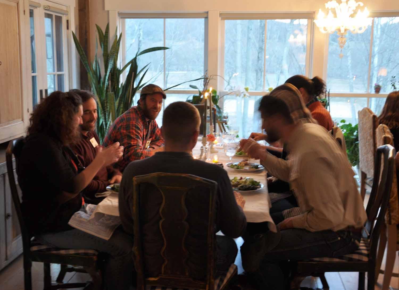 WINTER FARMER'S DINNER 2017