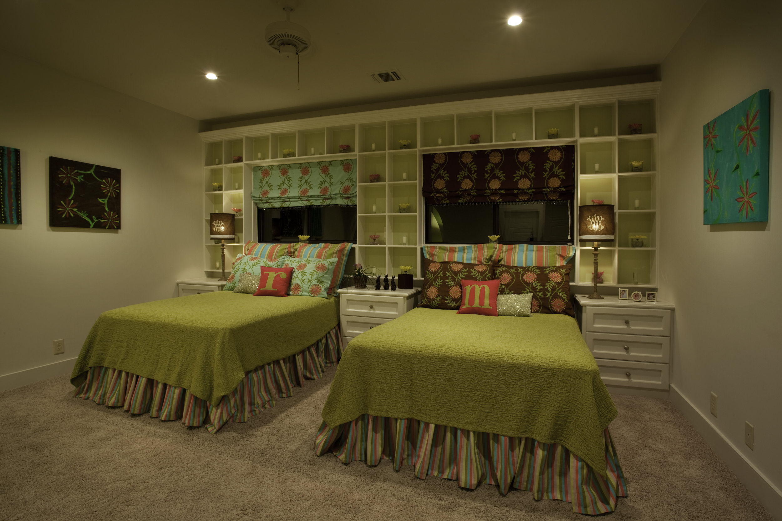 M & F Girls Bedroom to Beds.jpg