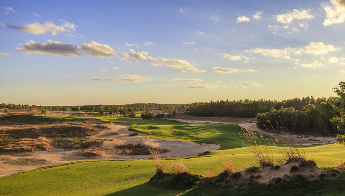 Sand Valley Golf Course - Hole 1