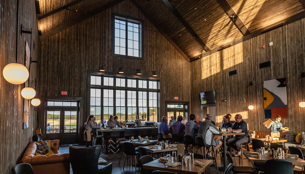 Mammoth Bar & Lounge at Sand Valley