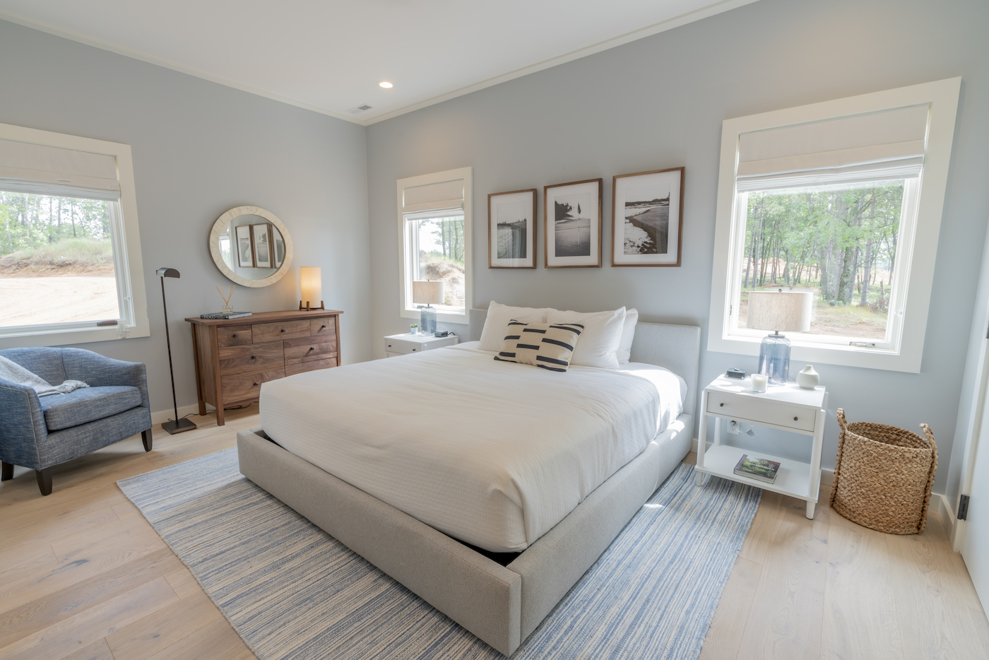 Sand Valley Residences - Dunes Cottage Bedroom