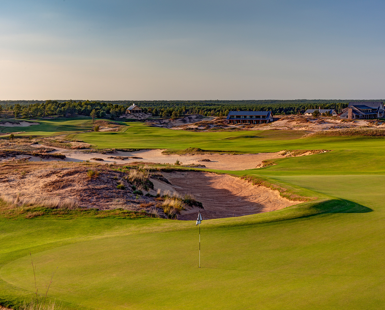 Sand Valley - hole 18