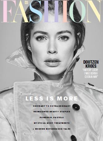 Fashion Magazine, Mar. 2018