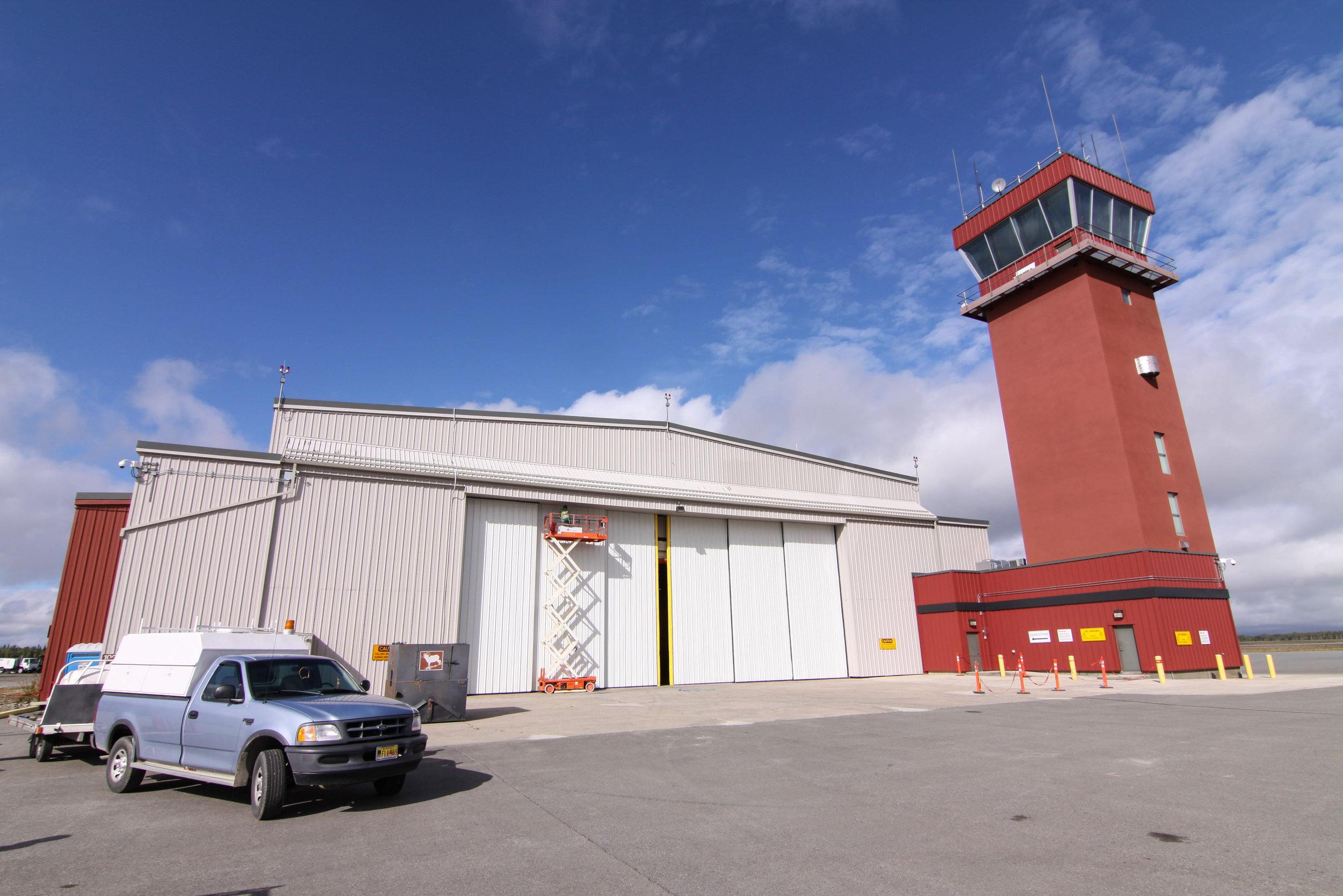 Hangar Upgrades