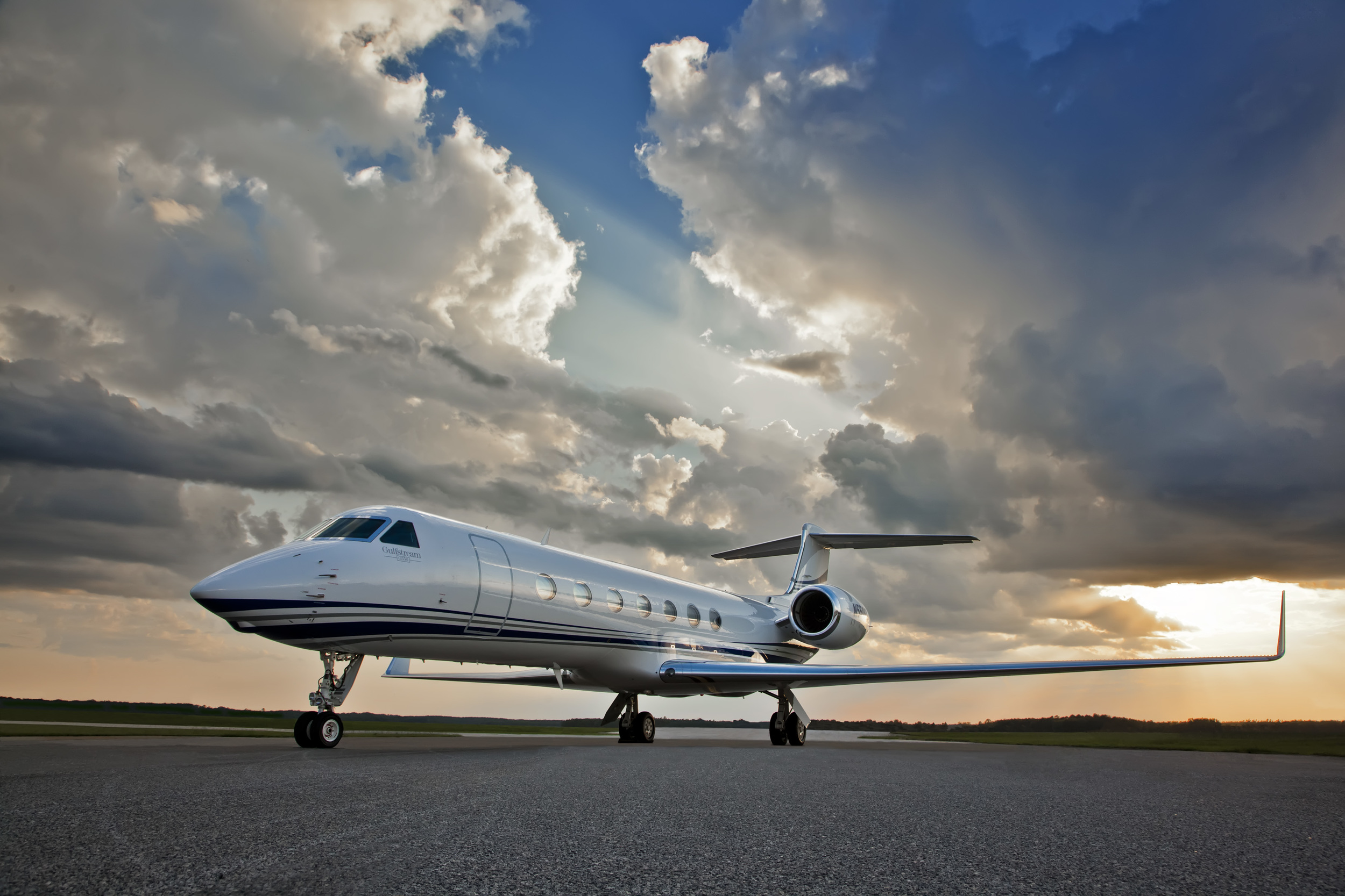 Gulfstream V 550