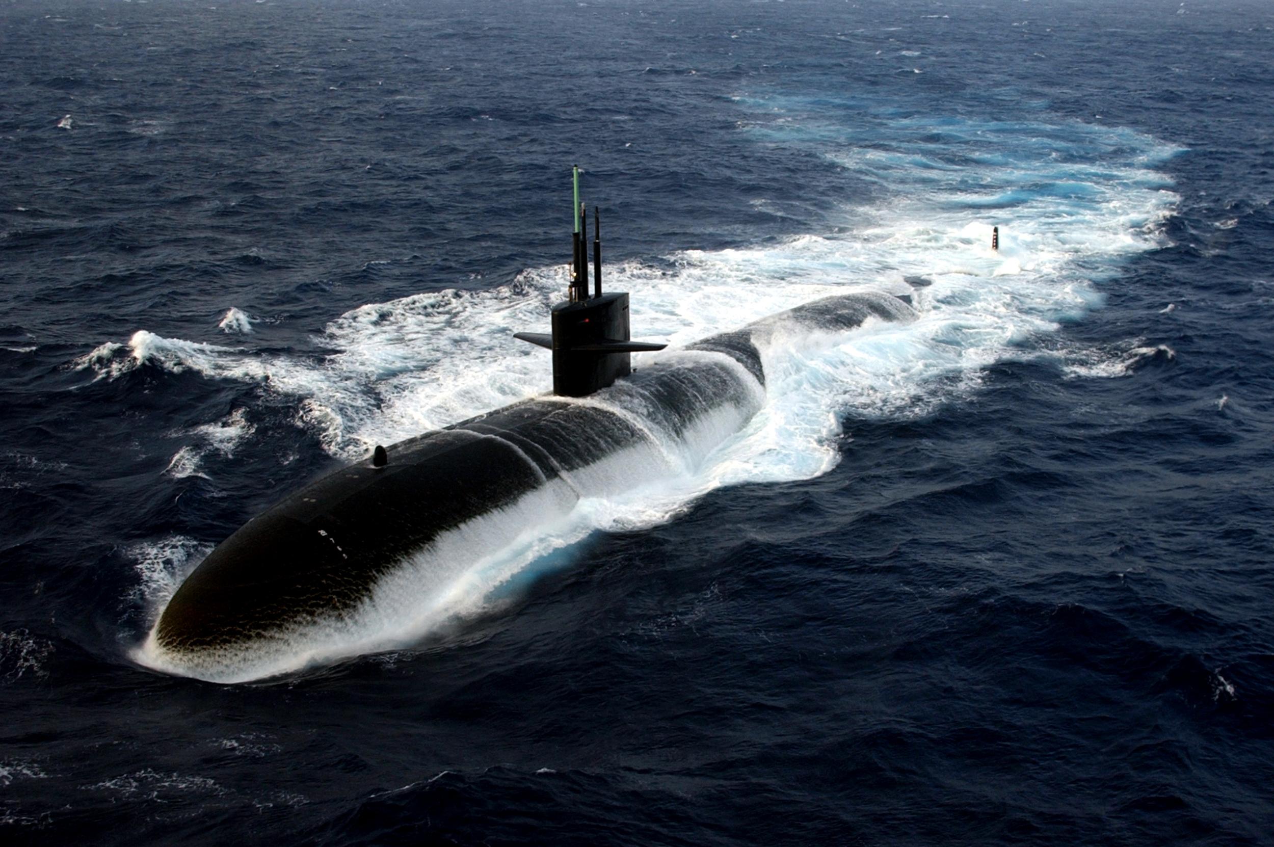 Los Angeles Class Submarine