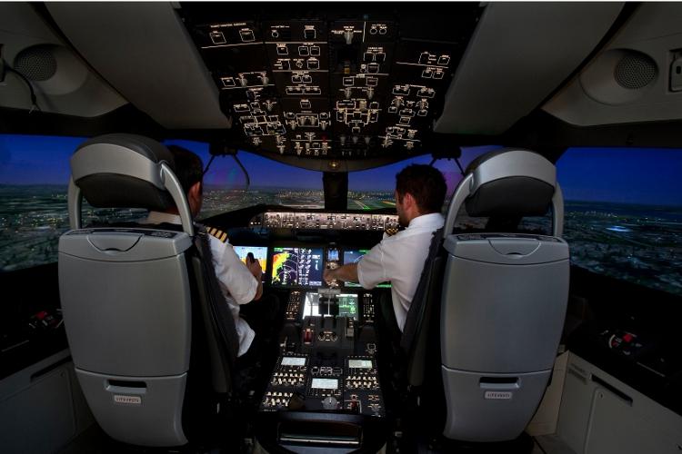 L3 Flight Simulator