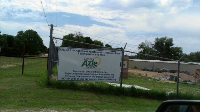 City of Azle Ash Creek Wastewater Treatment Plant