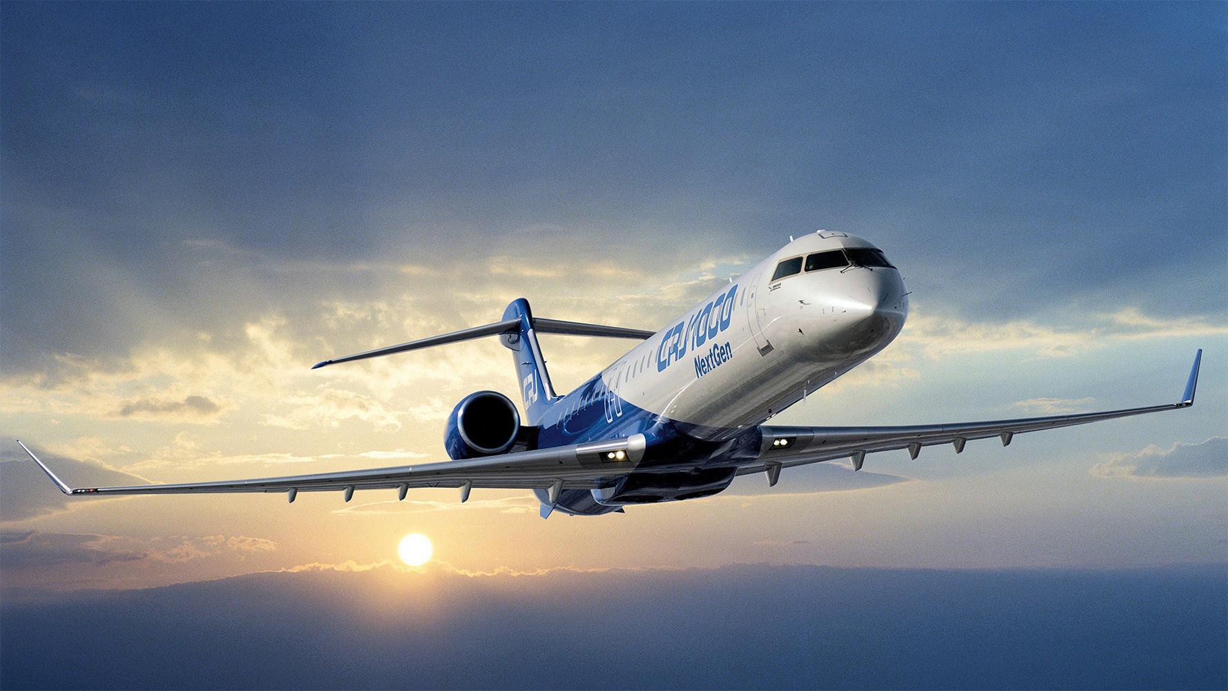 Bombardier CRJ 1000