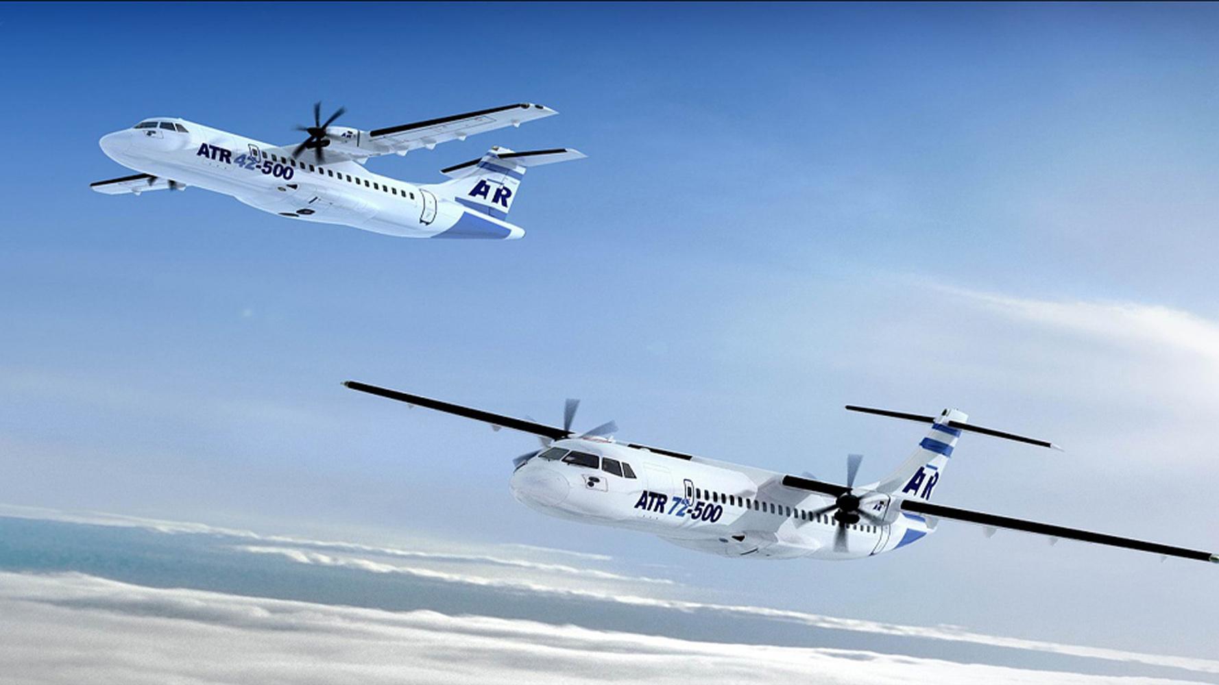 Alenia ATR 42 & 72