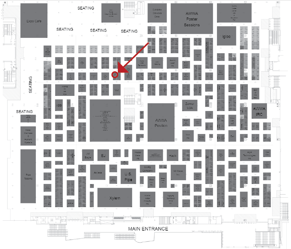 PULSCO will be located at Booth 1837.