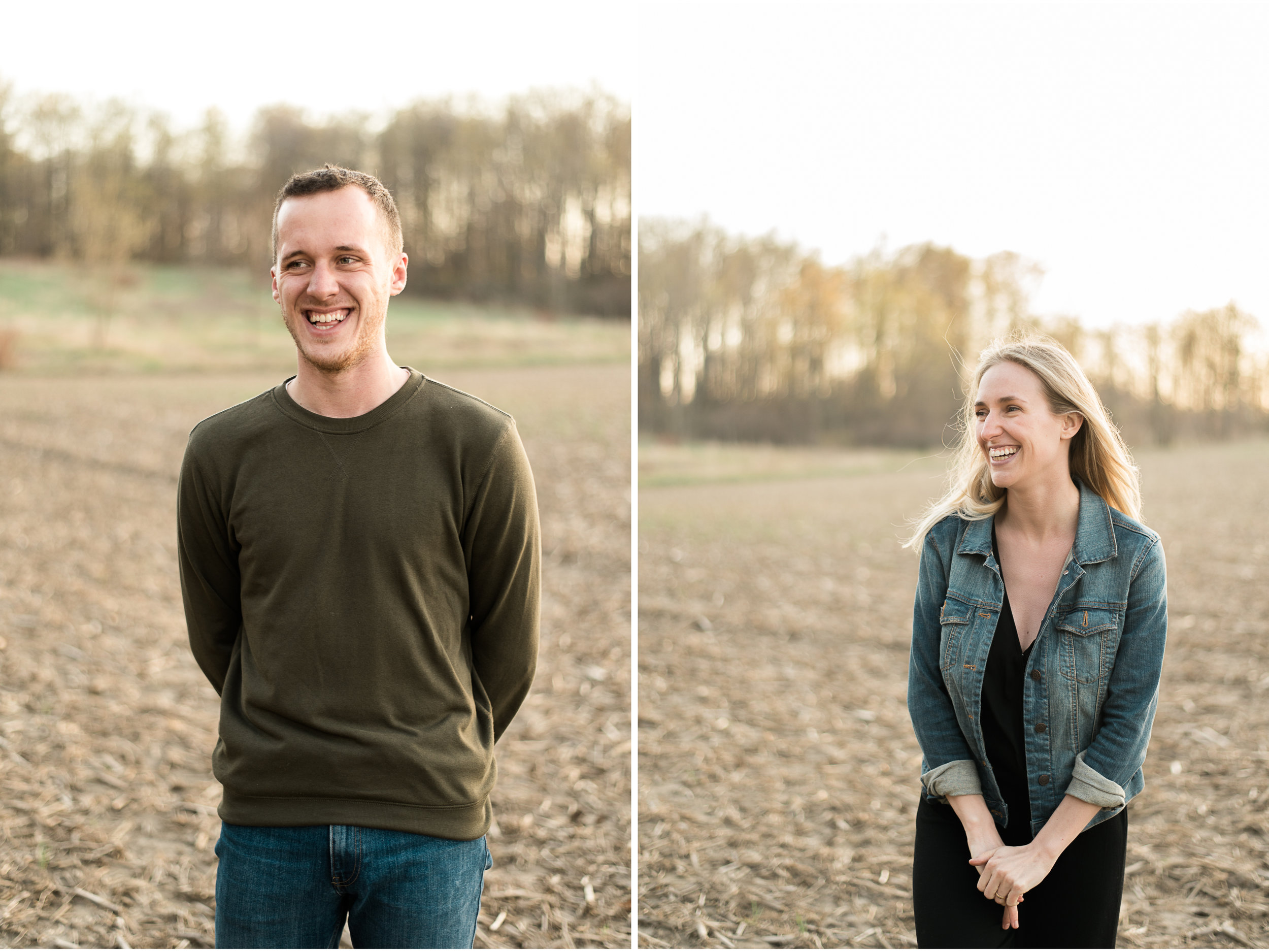 Ben & Allison Dreamy Hamilton Engagement | Kayla Potter Photography