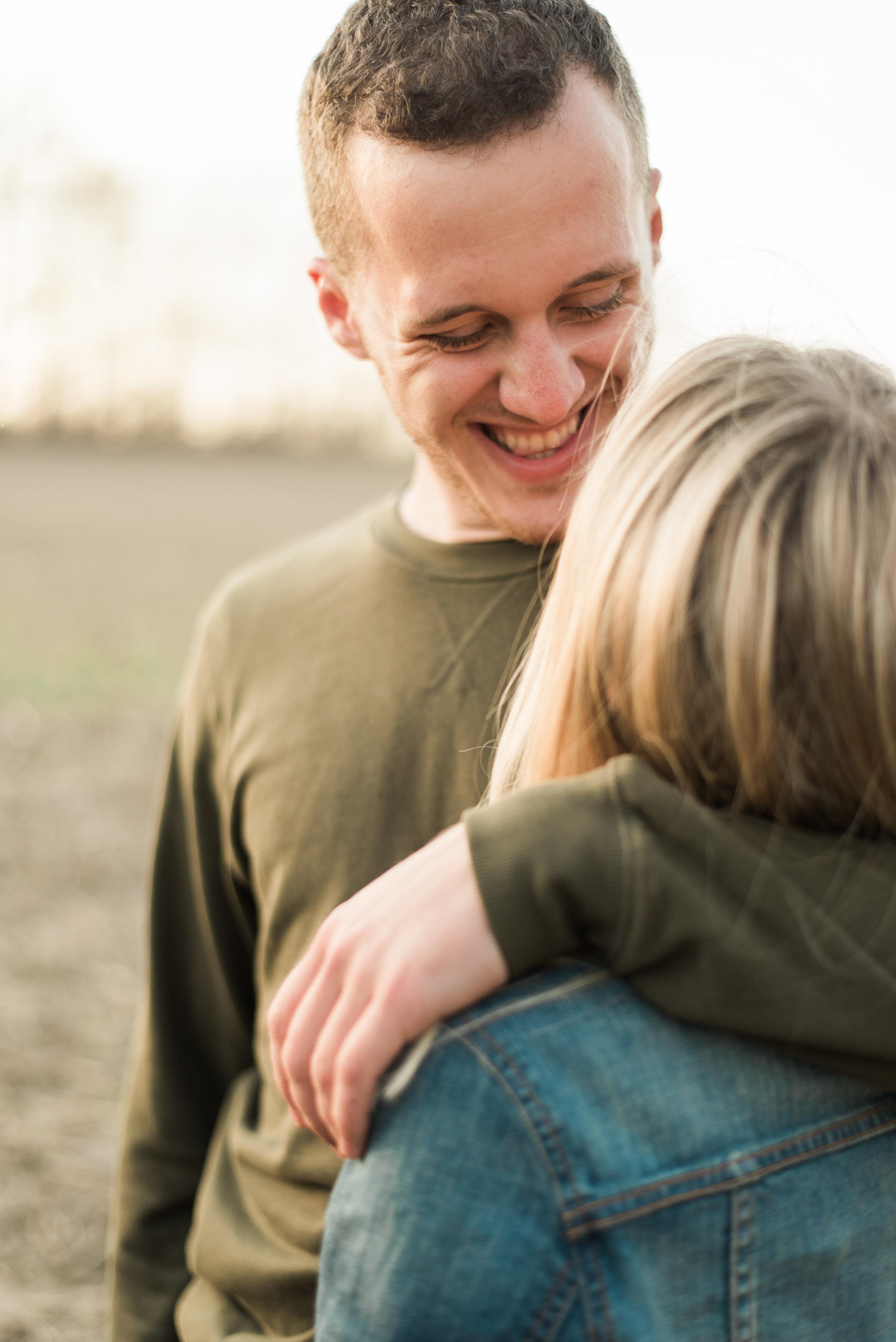 Ben and Allison Dreamy Hamilton Engagement | Kayla Potter Photography | Hamilton Wedding Photographer