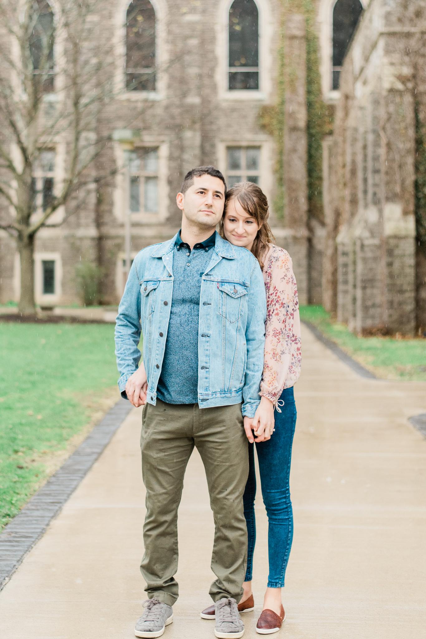 McMaster Engagement Photos