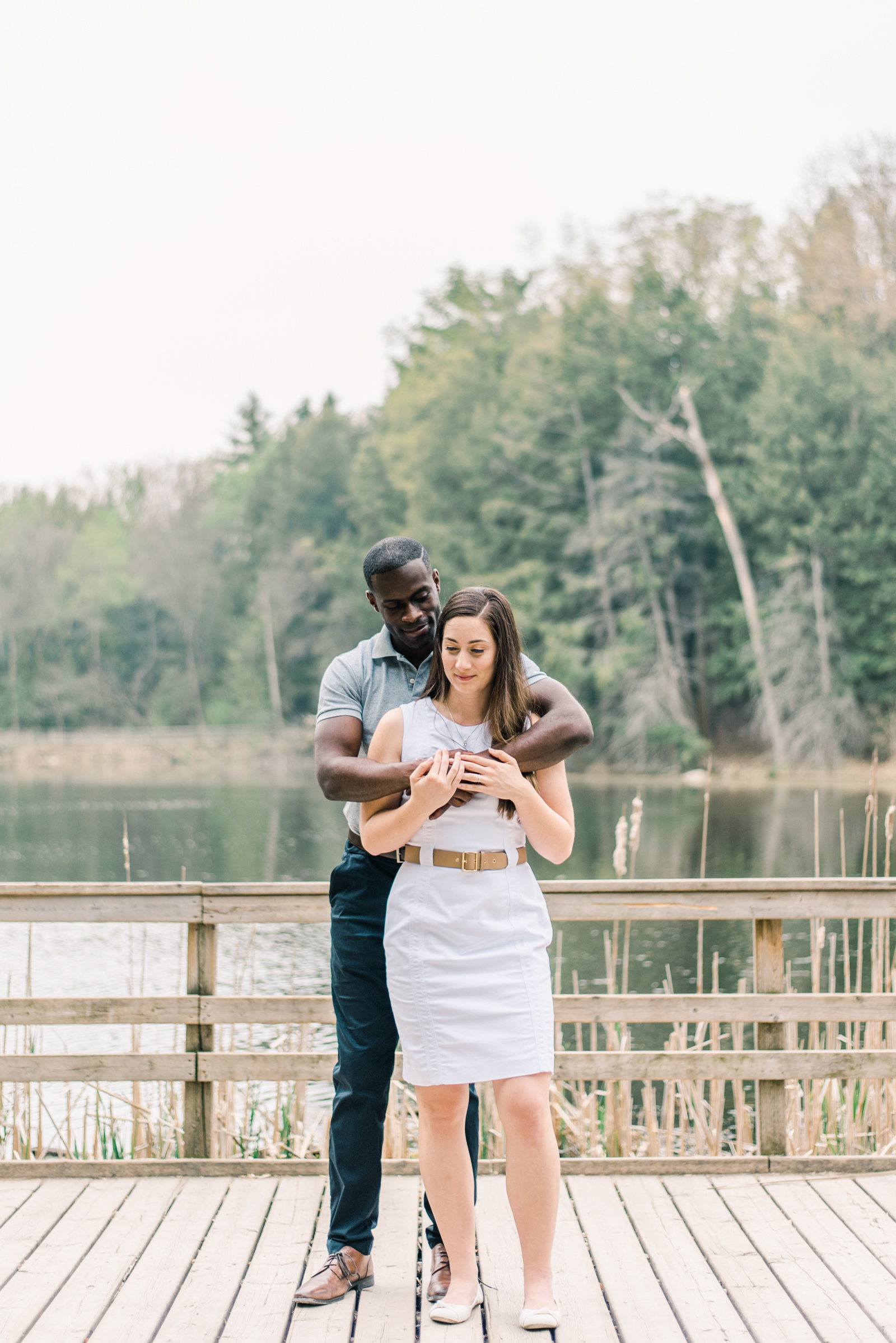 Huron Natural Area Engagement, Hamilton Wedding Photographer