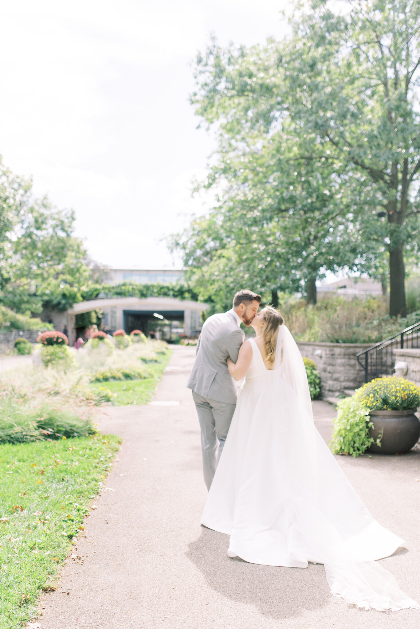 Royal Botanical Gardens Wedding Photos
