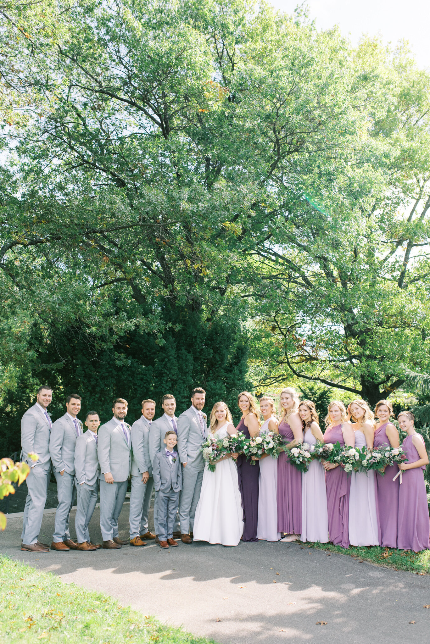 Royal Botanical Gardens Rock Garden Wedding