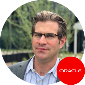 Erik Pampel    Sr. Real Estate Project Manager   Oracle Corporation    Weaving Digital Signage into the Culture of a Global Enterprise
