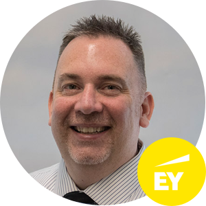 MARK G VAN DER BERG    Real Estate Technology and Innovation   EY    How EY Drives Stakeholder Engagement to Increase the Digital Signage Presence Throughout its Global Offices