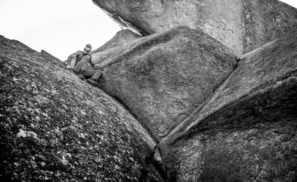Mount Mitchell Massif - Hike 07 | 01-27-18