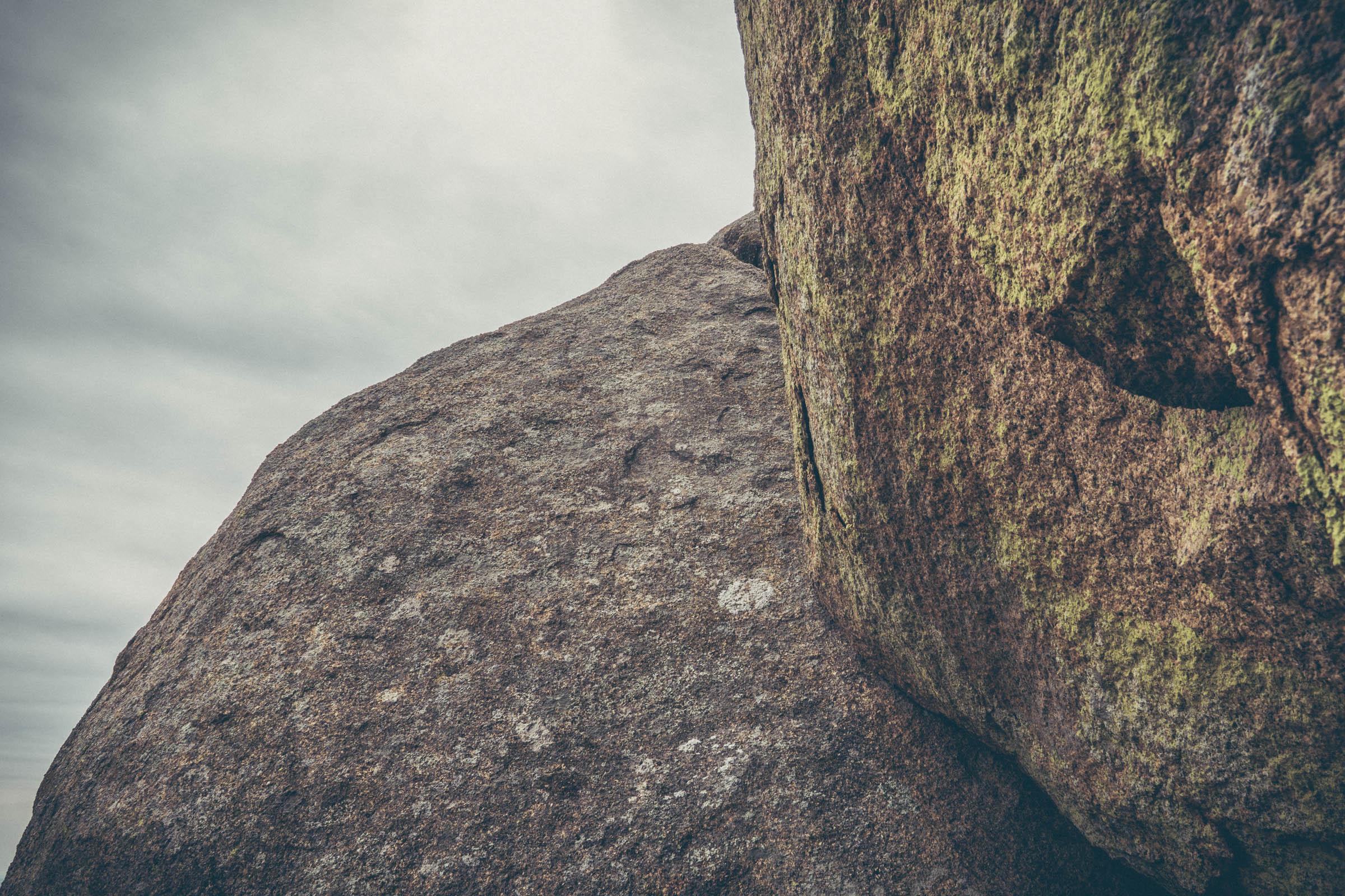 The Big Hairy Crack - Hike 10   02-18-2018