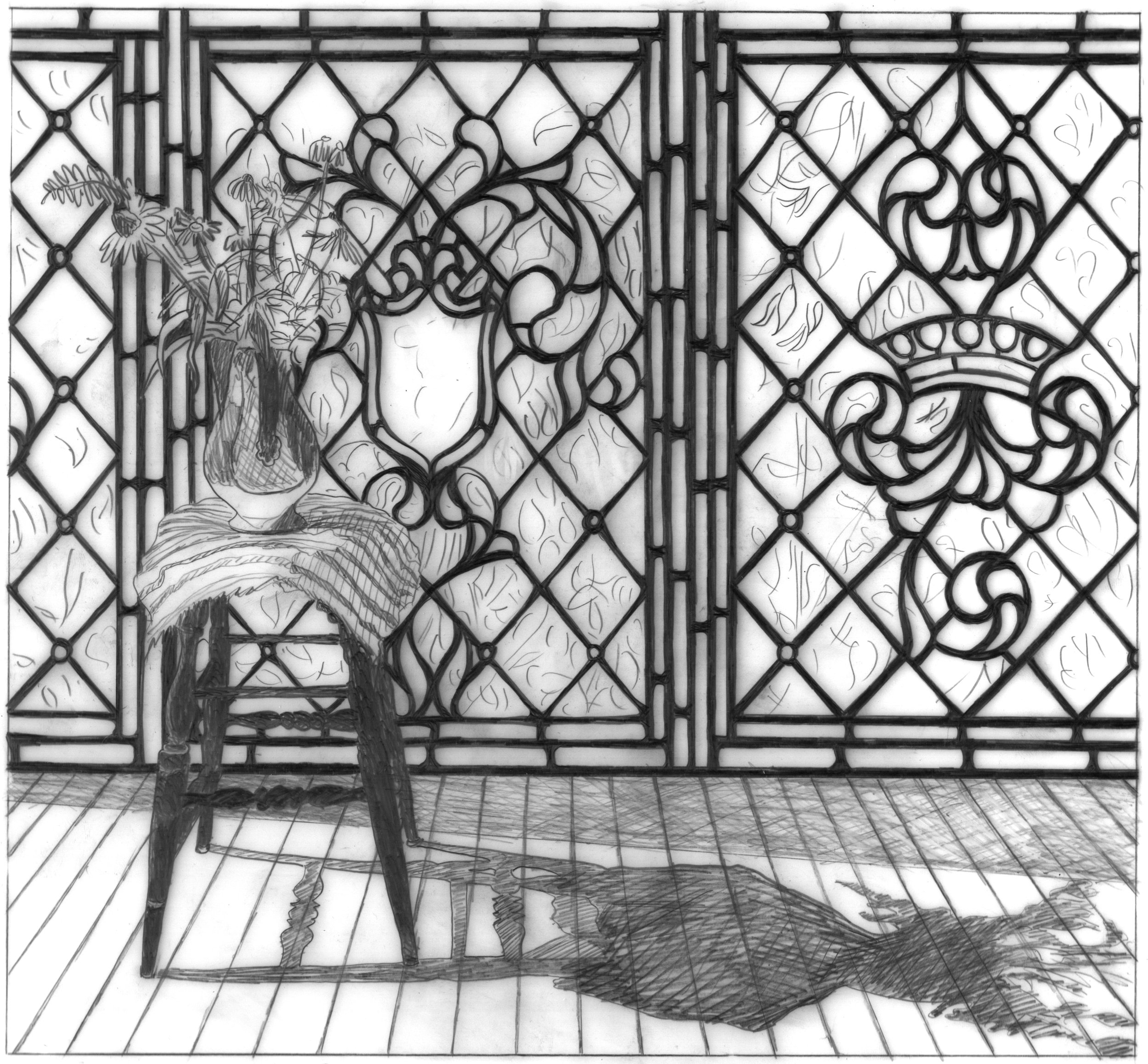 Fisher Windows/Domestic Bliss (graphite)